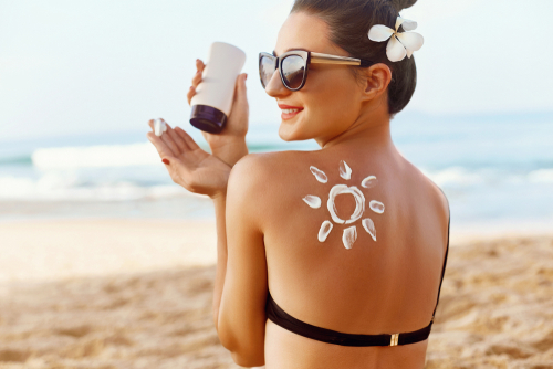 紫外線予防・対策
